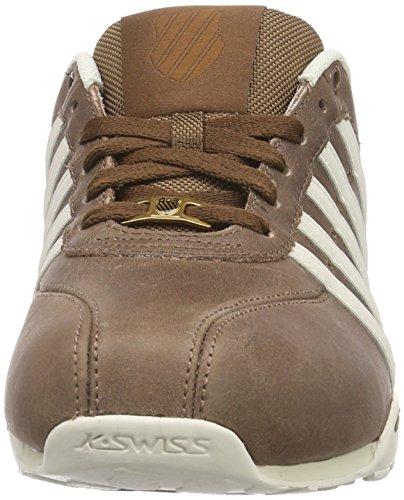 K-swiss - Arvee 1.5, Chaussures De Tennis Marrone (bison / Écru / Muscade 291)