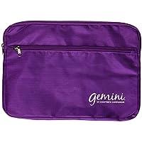 Gemini - Bolsa de almacenamiento para platos, Purple, 22,86 x 31,75 cm