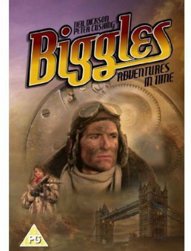 Biggles - Adventures In Time [DVD] [UK Import] Preisvergleich
