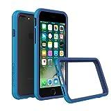 Rhino Shield iPhone 8 Plus/iPhone 7 Plus Dünnes Bumper Case[Crashguard Shock Absorbierend...