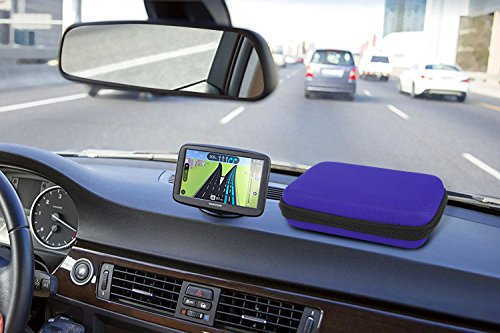 Tomtom MoKo Estuche port/átil con GPS de 7 pulgadas Azul Magellan con pantalla de 7 estuche de almacenamiento port/átil con bolsa protectora para el navegador GPS Garmin