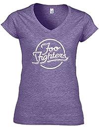 Foo Fighters Rings Junior Damen T-Shirt