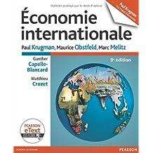 Economie internationale : Avec e-text