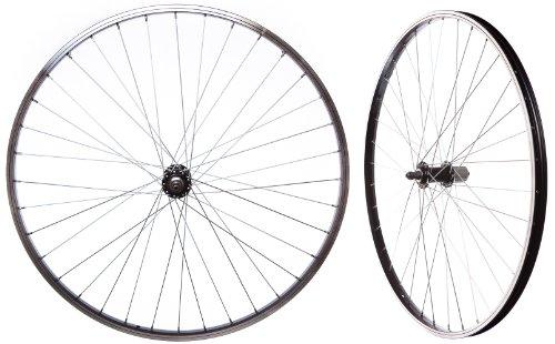 RODi PARALLEX 29er, 700C-Räder, 2 Stück, Q/R 7/8/9/10-fach, schwarz, Felgen, Motiv Kassette