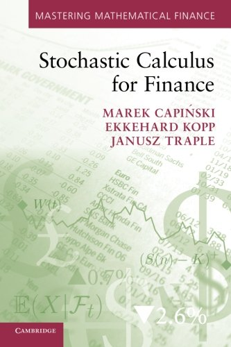 Stochastic Calculus for Finance (Mastering Mathematical Finance) - Optionen Service Handbuch