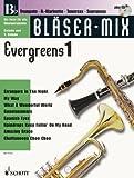 Bläser-Mix - Evergreens - Instrumente in Es Noten [Musiknoten]