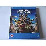 Teenage Mutant Ninja Turtles 3D, Steelbook, Blu-ray mit deutschem Ton, Zoom Exclusive Full Slip Steelbook