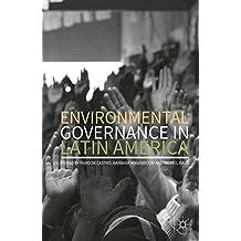 Environmental Governance in Latin America