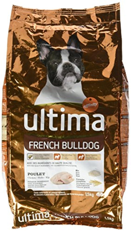 Ultima Croquettes Formulé Pour French Bulldog 15 Kg Modèle