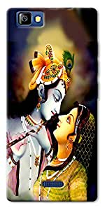 DigiPrints High Quality Printed Designer Soft Silicon Case Cover For LYF Flame 8