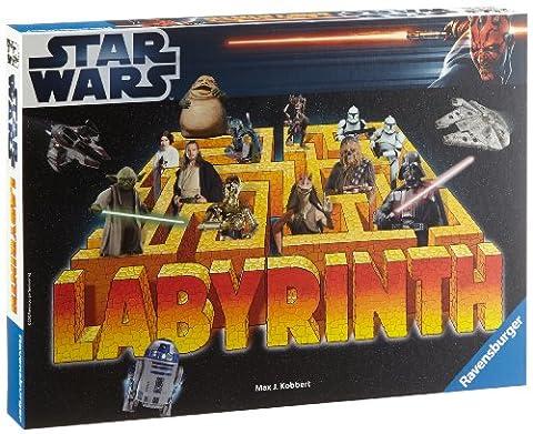 Ravensburger 26590 - Star Wars Labyrinth (Malen Nach Zahlen Star Wars)