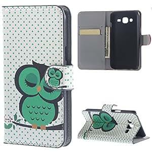 samsung galaxy j5 tasche flip wallet case ledertasche. Black Bedroom Furniture Sets. Home Design Ideas