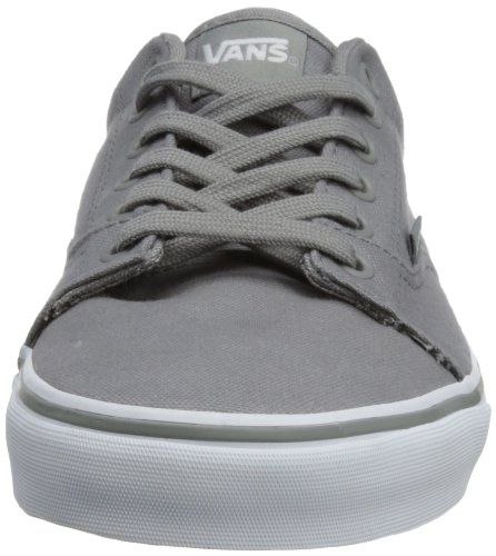 Vans M Kress, Baskets mode homme Gris (Grey/Grey/White)