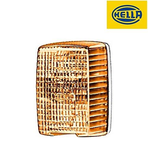 Preisvergleich Produktbild HELLA 2BM 002 652-081 Blinkleuchte, P21W, Gelb