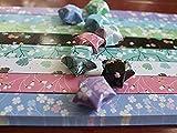 1x 25cm 360feuilles papiers origami étoiles colis Matériau: comme du papier cadeau, non thin. inodore. Sans danger pour les enfants Ce type de papier origami Star fonctionne bien pour la fabrication des étoiles, c'est ce cadeau spécial pour quelq...