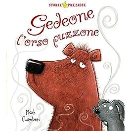 libri per bambini - gedeone l'orso puzzone