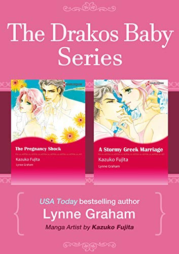 [Bundle] The Drakos Baby Series: Harlequin comics (English Edition) - Romance-bundles Harlequin