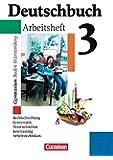 Deutschbuch Gymnasium - Baden-Württemberg: Band 3: 7. Schuljahr - Arbeitsheft mit Lösungen