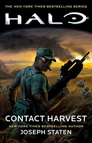 (HALO: Contact Harvest (English Edition))