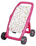 Smoby 7600250223 - Bambola Baby Nurse Primo Passeggino