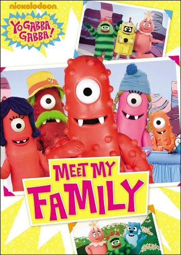 Yo Gabba Gabba: Meet My Family / (Full Ltd) [DVD] [Region 1] [NTSC] [US Import]