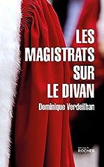 Les Magistrats sur le divan de Dominique Verdeilhan