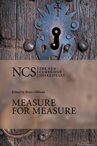 Measure for Measure 2nd Edition Paperback (The New Cambridge Shakespeare) por Shakespeare