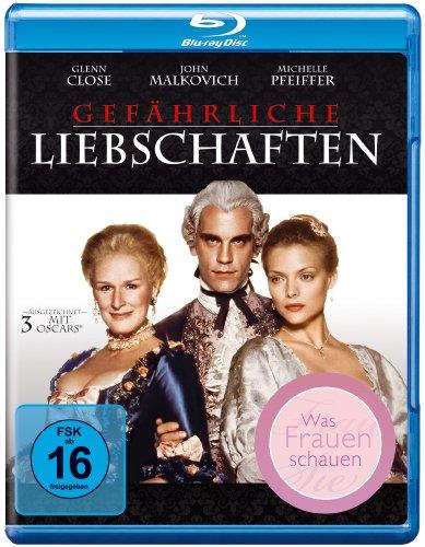 Adel Französischen Kostüm - Gefährliche Liebschaften [Blu-ray]