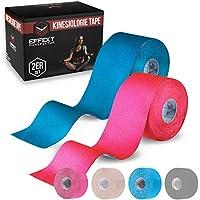 Effekt Manufaktur Kinesiologie Tape in verschiedenen Farben (5m x 5cm) - Kinesiotapes wasserfest und elastisch... preisvergleich bei billige-tabletten.eu