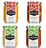 Fein & Fertig Food Box Glutenfrei + Laktosefrei S (4Gläser)