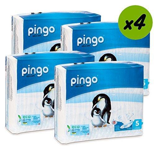 Pingo Couches Pingo T3 écologiques Et Biodégradables 49kg 176