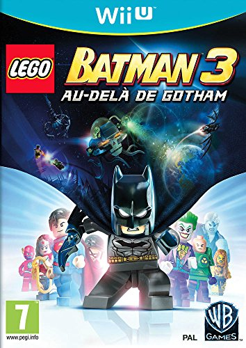 Lego Batman 3 Au Dela de Gotham Jeu Wii U (Batman-videospiel Wii U)