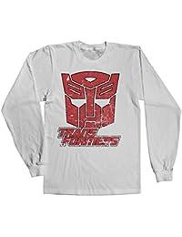 Offiziell Lizenziert Transformers Optimus Prime Distressed 3XL,4XL,5XL