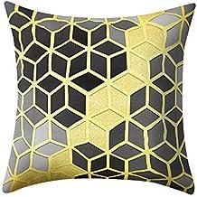 Fundas para Almohada,BBestseller Moda Geometría Fundas de cojín Decorativas para sofá Cojines de Sofa