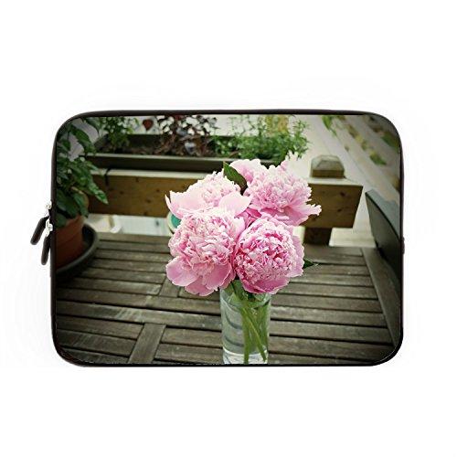 hugpillows-laptop-sleeve-bag-bouquet-pink-flower-table-notebook-sleeve-cases-with-zipper-for-macbook