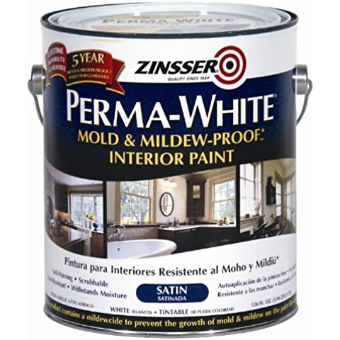 Rust-Oleum Corporation 02711 Mold and Mildew Proof Interior Paint, 1-Gallon, Satin by Rust-Oleum