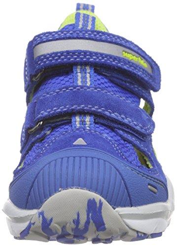 Superfit Sport5 Mini, Baskets Basses Garçon Bleu (bluet Kombi 85)