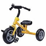 Kinder Balance Rutschauto Baby Walker Kind 2–6Jahren Trike Kids 3Rollen Dreirad