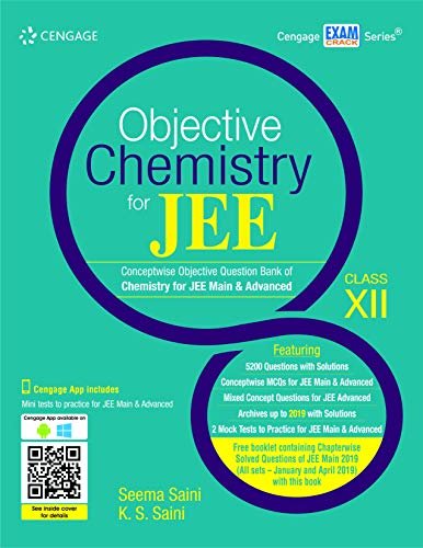 Objective Chemistry for JEE: Class XII