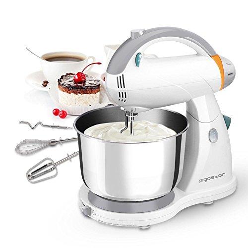 Aigostar Sourdough 30HLZ - Robot de cocina 2 en 1:...