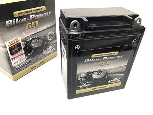12V 12AH batteria 12Gel Power Batterie n12a n12a-4a-11(134X 80X 161mm) per il motociclo