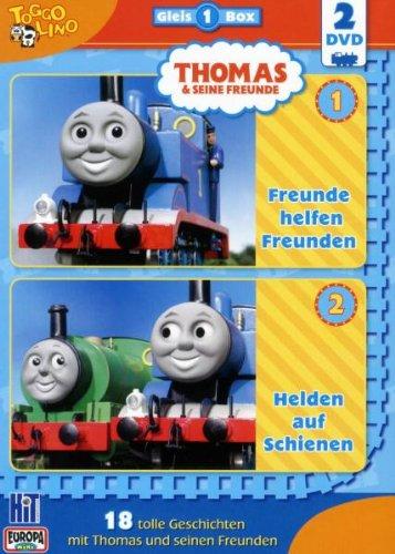 Gleis 1 Box (2 DVDs)