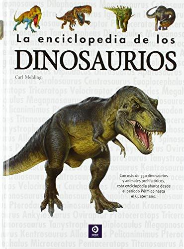La enciclopedia de los Dinosaurios (Enciclopedia básica) por Carl Mehling