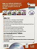 Image de Echo - Niveau A1 - Cahier personnel d'apprentissage + CD audio + livre-web - 2ème édition