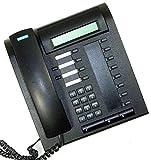 Siemens Optiset E Standardtelefon in Schwarz (Zertifiziert und Generalüberholt)