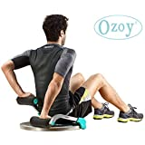 Nikoy abs Core Strength Training Weight Loss Evolutionary Abdominal Machine Portable Oblique Exercises Pro Abs Exercise Workout Equipment for Fitness Kit Six Pack Ab Exerciser Machine Home Gym