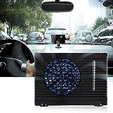 sdreamland Auto Air conditionner Tragbare Klimaanlage für Auto 12V 35W Auto Autos Mittelkonsole Evaporative Kühler Klimaanlage