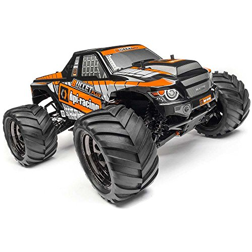 HPI Racing H110663 - Bullet MT Flux RTR 2.4 GHz Brushless Monster Truck, Fahrzeug