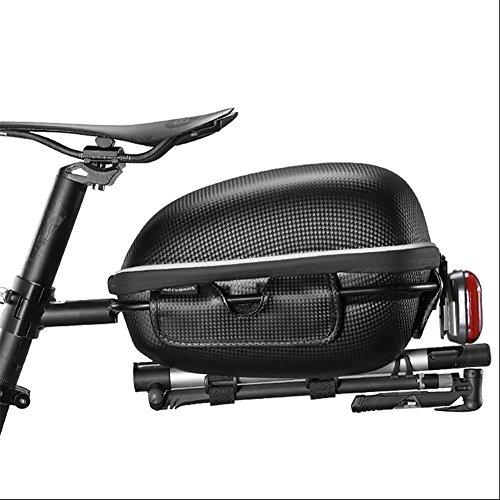 RUIX Fahrradtasche Hinten Satteltasche Fahrrad Reitausrüstung