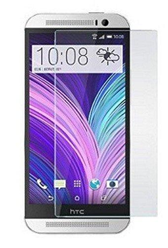 2x Panzerglas Glasfolie HTC One M8s Echt Glas Schutzfolie - 9H Hartglas von Vada-Tec
